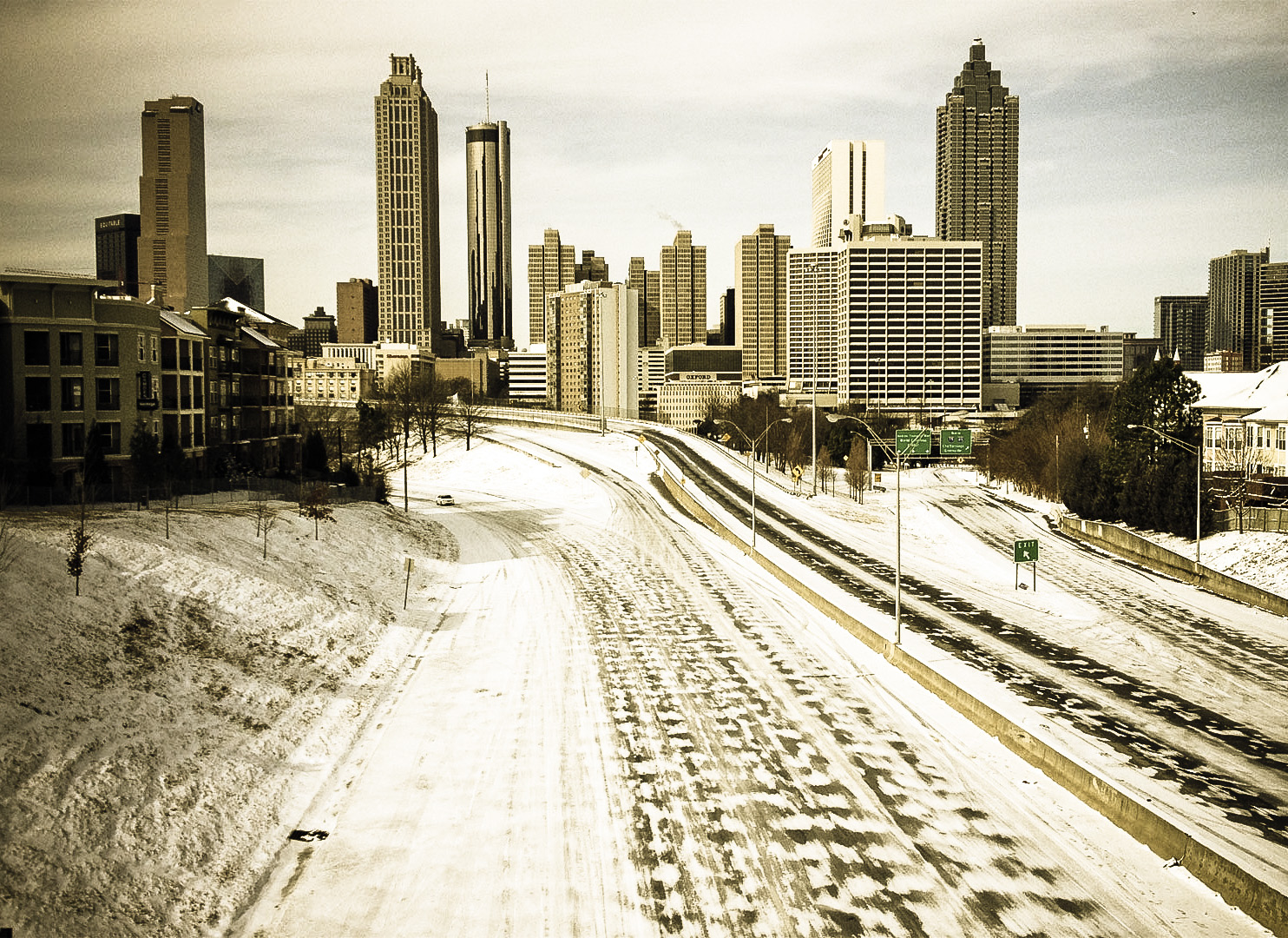 Atlanta Winter Weather